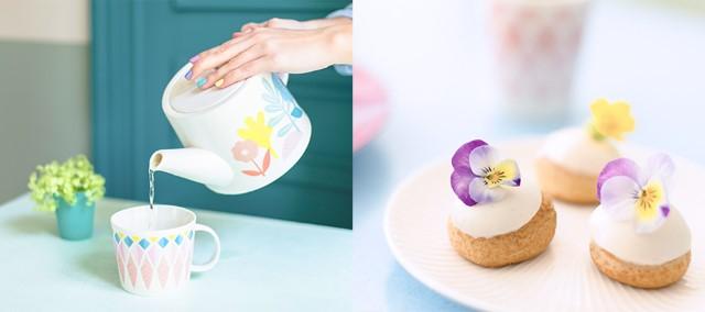 Box de thé: la Thé Box avec Minilabo