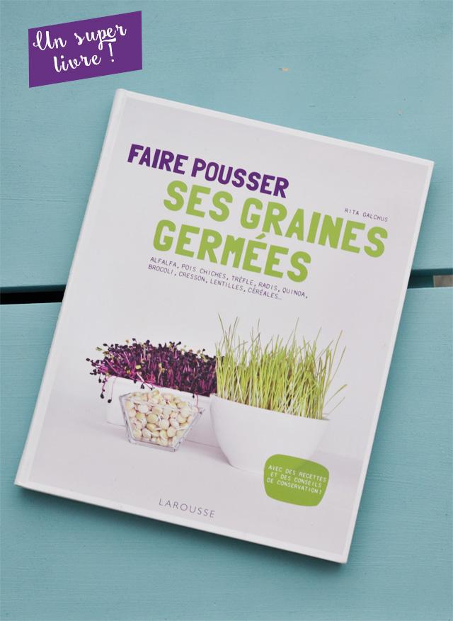 Mon kit pour faire pousser des graines germ es la maison - Faire germer des graines ...
