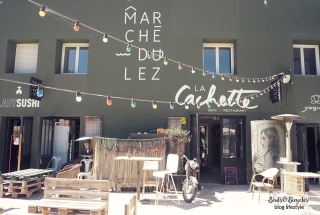 Adresse: le Marché du Lez à Montpellier
