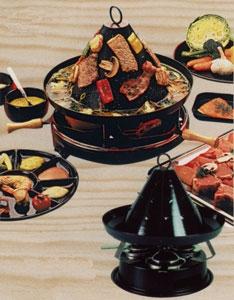 raclette chapeau tartare