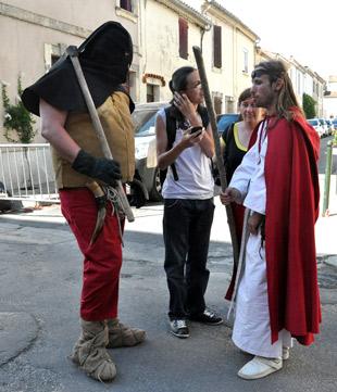 druide et bourreau