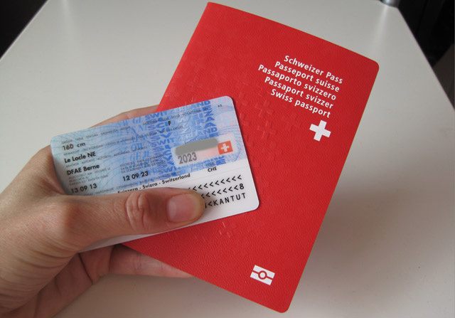 Comment refaire son passeport suisse à létranger