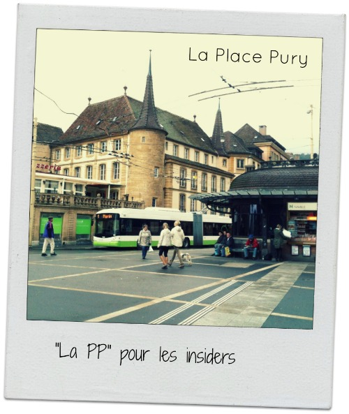 Place pury, Neuchâtel