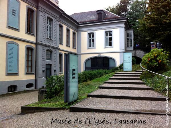 Musee de photo de Lausanne