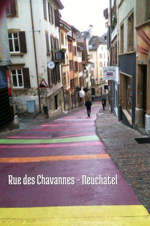 Street art Neuchatel