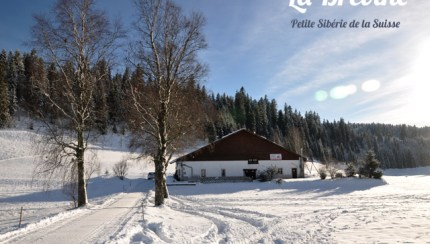 Brévine Petite Sibérie de la Suisse