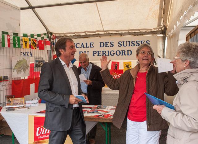 Suisses de France: Amicale des Suisses du Périgord