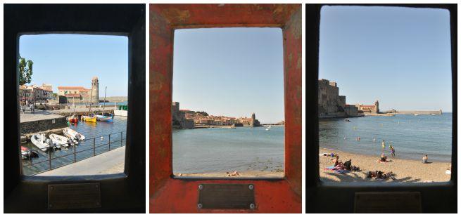 Peintures - chemin du fauvisme à Collioure