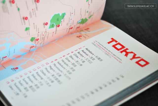 Livre sur le Japon