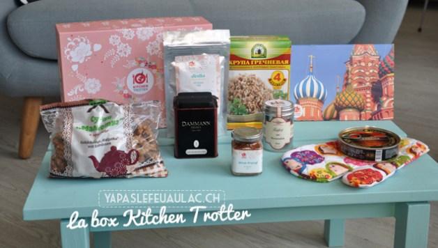 Kitchen Trotter: une box gourmande