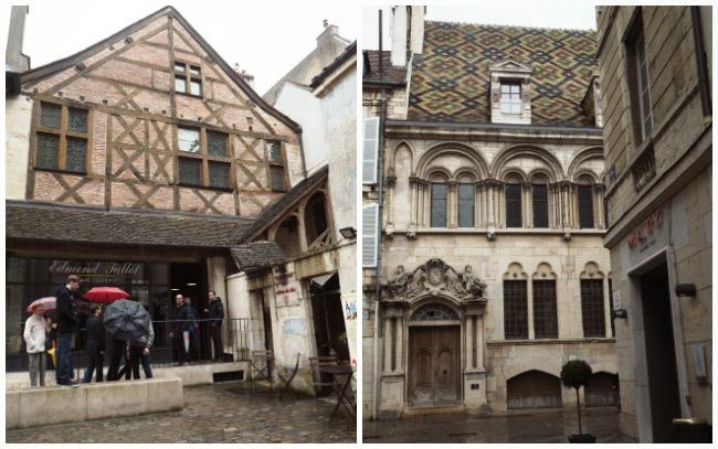 Centre historique de Dijon
