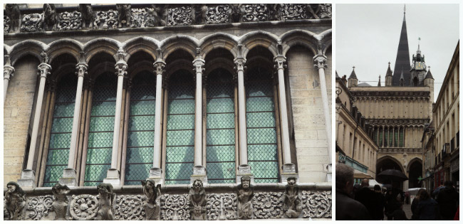 La Cathedrale de Dijon