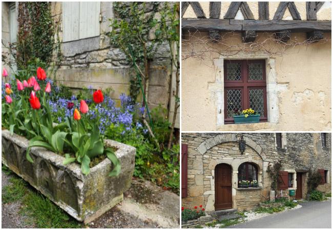 Escapade en Bourgogne à Chateauneuf