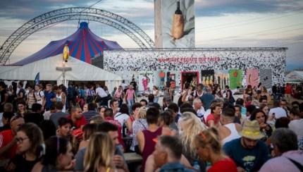 Le Paléo festival Crédit Paléo / ETAP