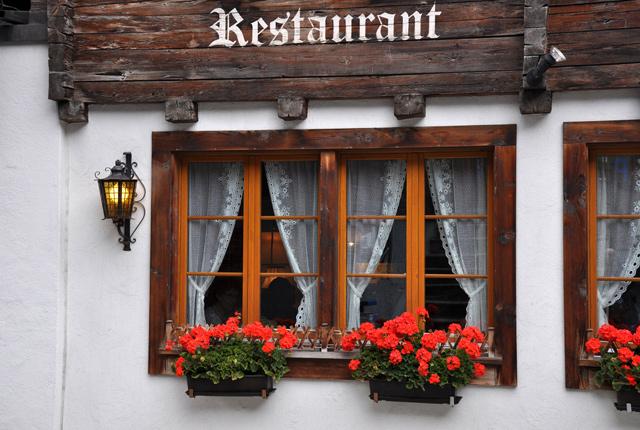 Où manger en Suisse