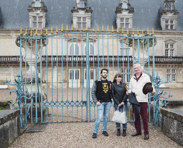 Visite du château de Fléville en Lorraine sur le blog Yapaslefeuaulac