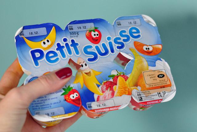 Petits suisses de Suisse pour les enfants