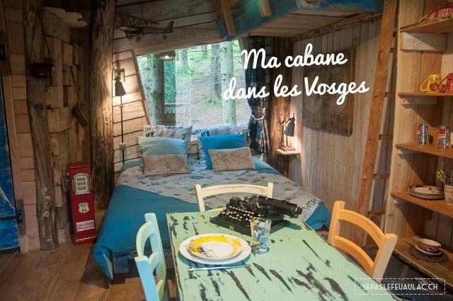 Mon avis sur les cabanes de Bol d'Air à la Bresse, dans les Vosges en Lorraine