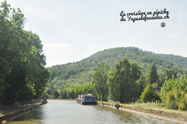 Une croisiere en Alsace avec Les Canalous