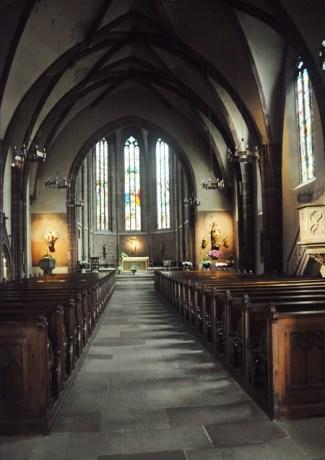 Eglise à Saverne