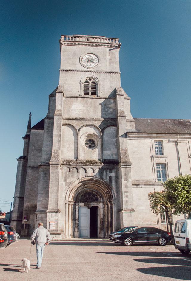Les églises de Saint-Mihiel dans la Meuse en Lorraine