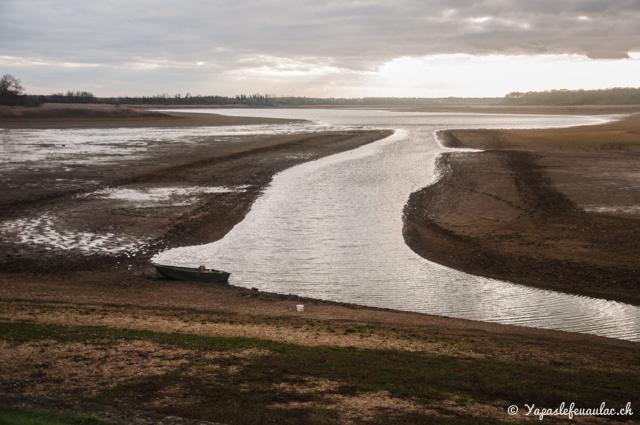 Sortie à l'étang de Lachaussée dans le Parc Naturel Régional, dans la Meuse