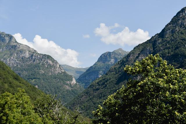 Grotto au Tessin au Val Verzasca