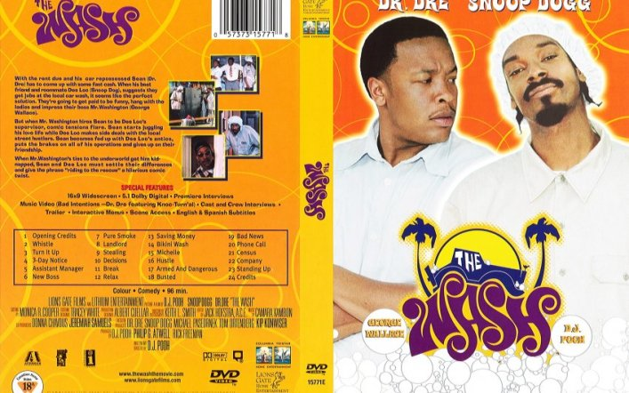 [DVD] The Wash
