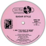 label_sugar_style_909_the_beat_is_mine_on_the_spot_nrs_106_1985_a_15a19f5cc0