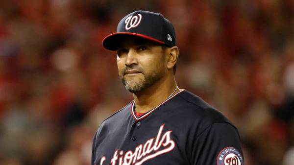 Dave Martinez had great quote after Nats clinched World Series berth