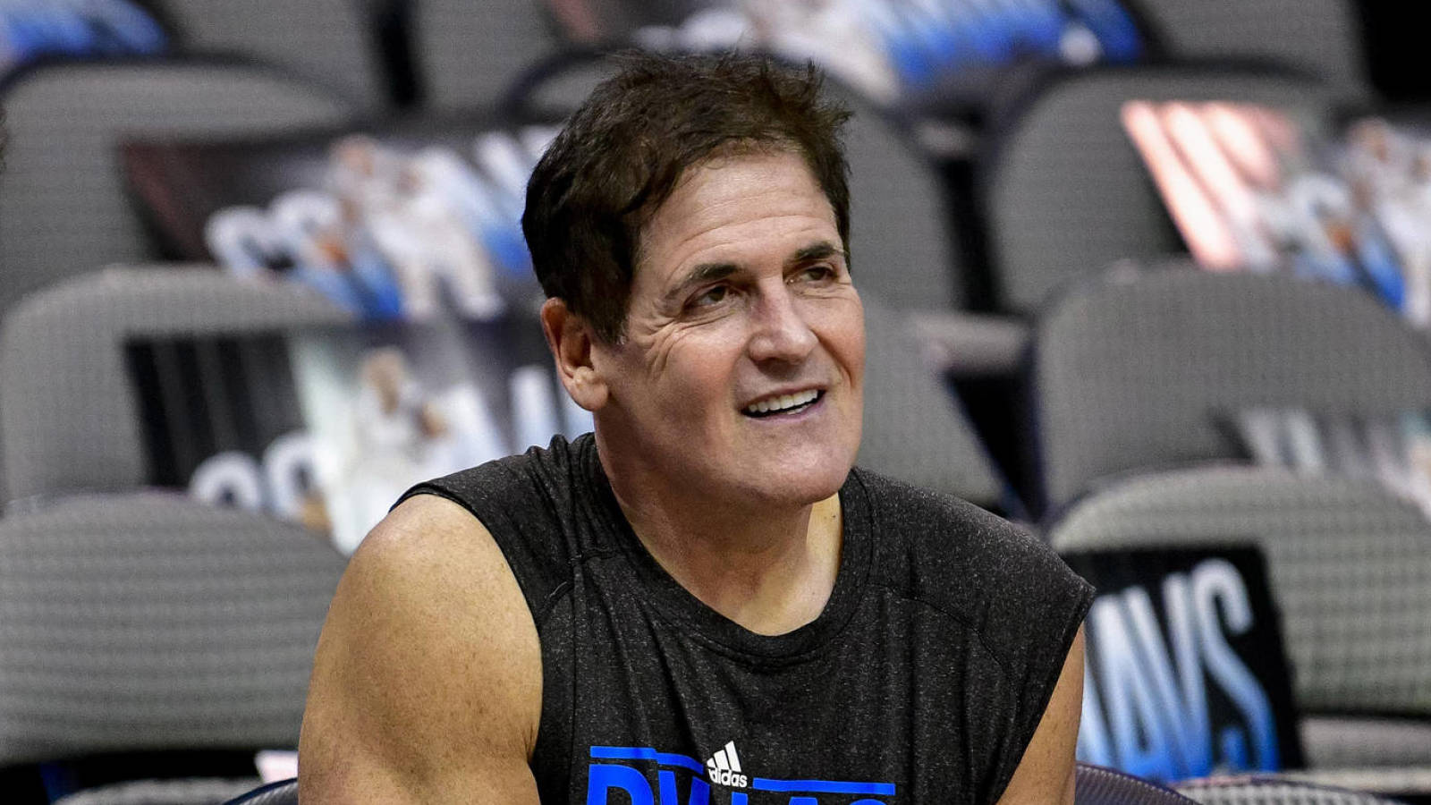 Photo of Mark Cuban hints at unique crowd-noise possibility for NBA resumption