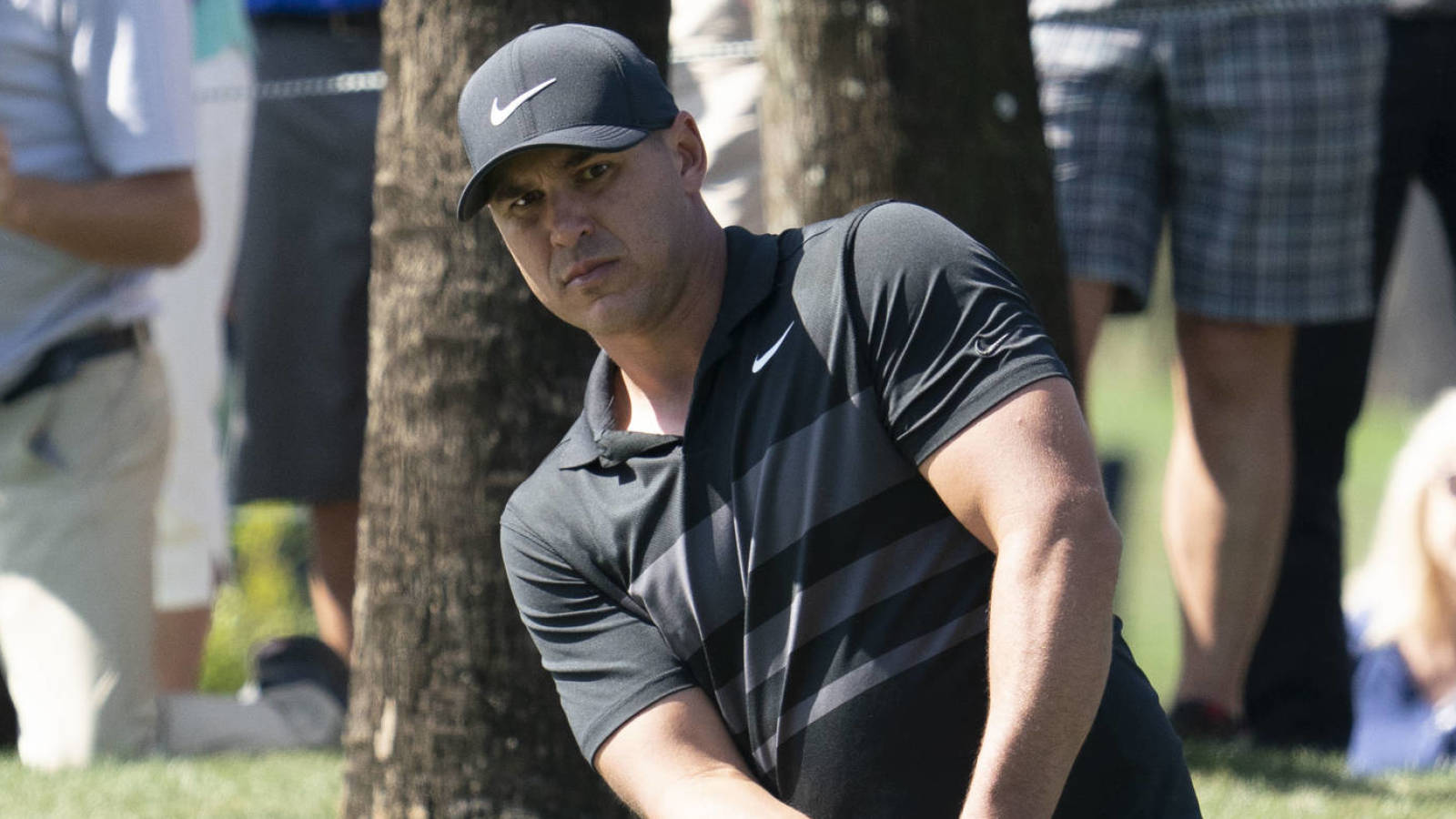 Photo of Brooks Koepka to withdraw from Travelers after caddie tests positive for COVID-19