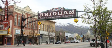 mowing in brigham city utah