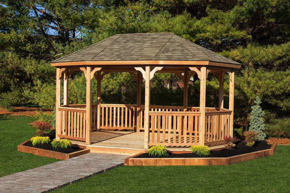 Outdoor Living Structures Ideas