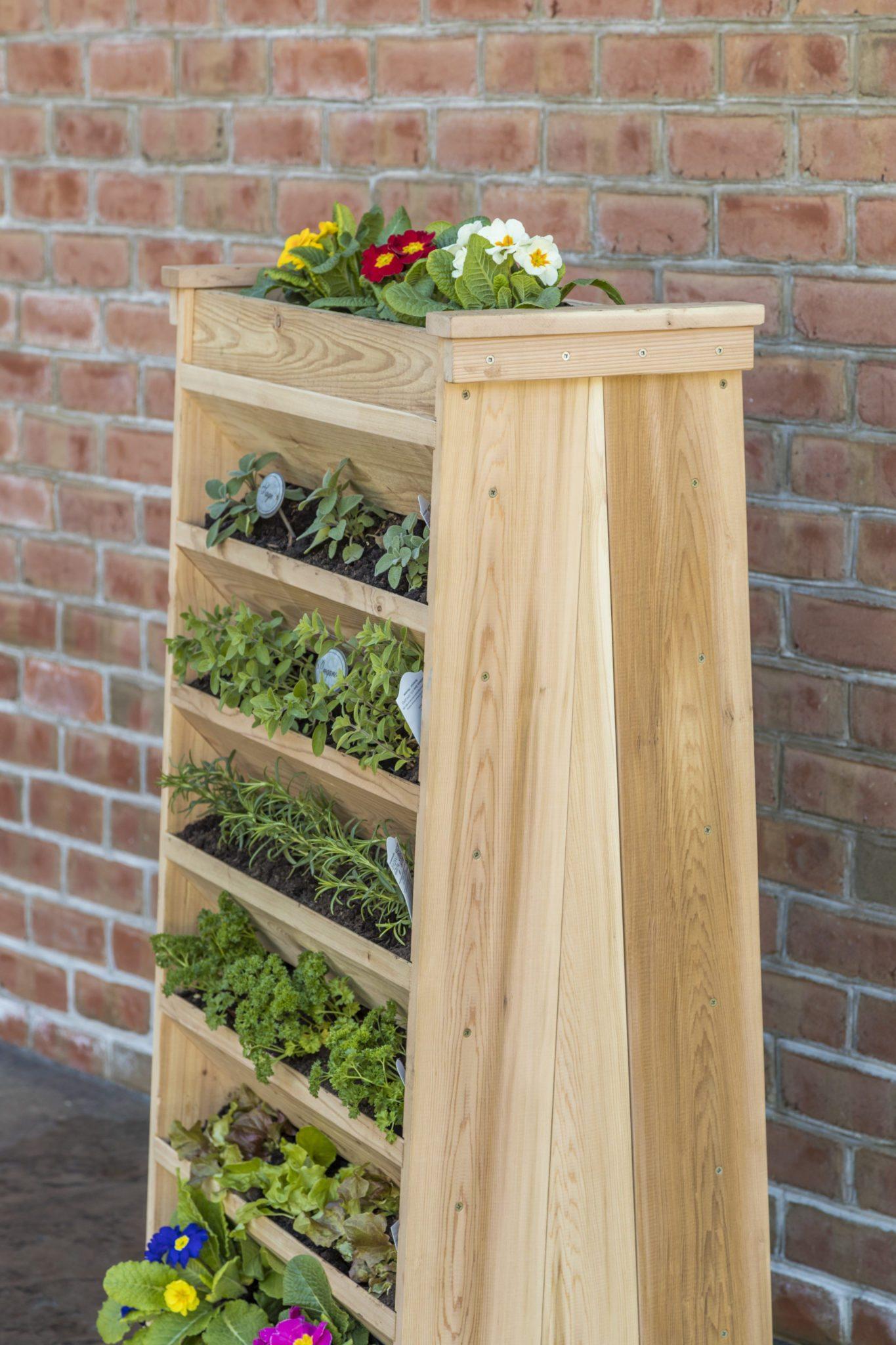 Vertical Garden Planter Yardcraft