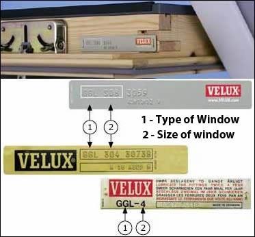 velux window sizes made easy velux