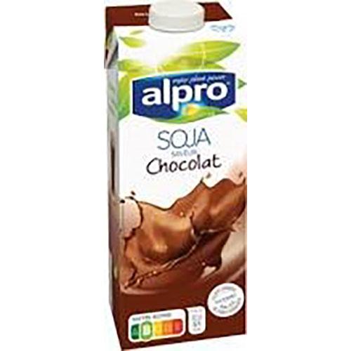 ALPRO SOJA SAVEUR CHOCOLAT 1lt