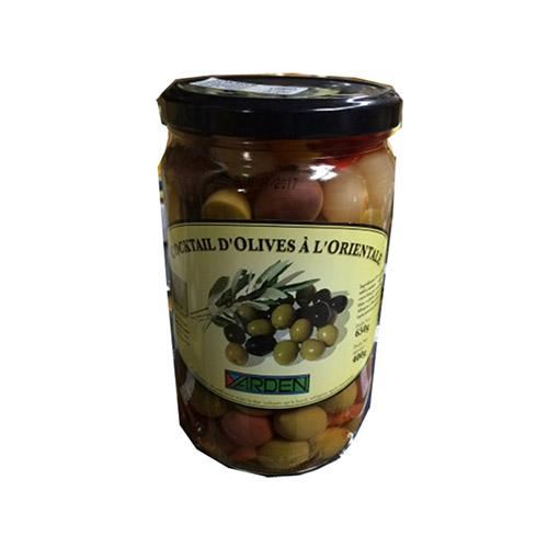 Olive à l'oriental
