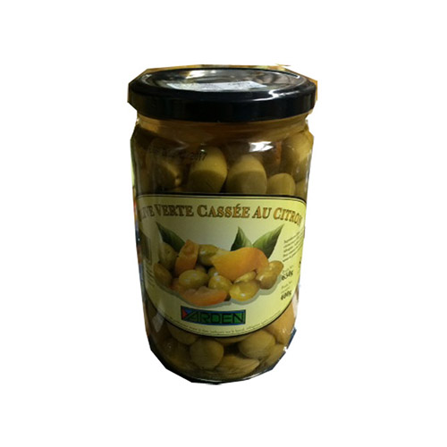 Olive citron yarden