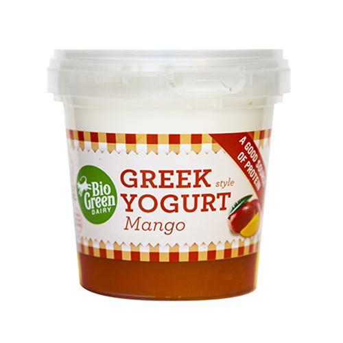 Yaourt à la grecque mangue