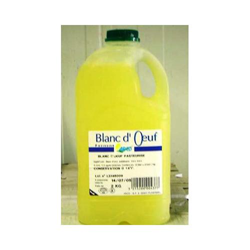 Blancs oeufs liquides