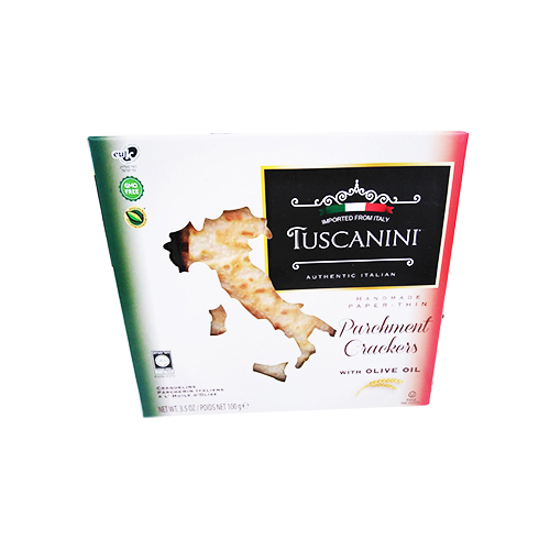 parchment crackers olive 1