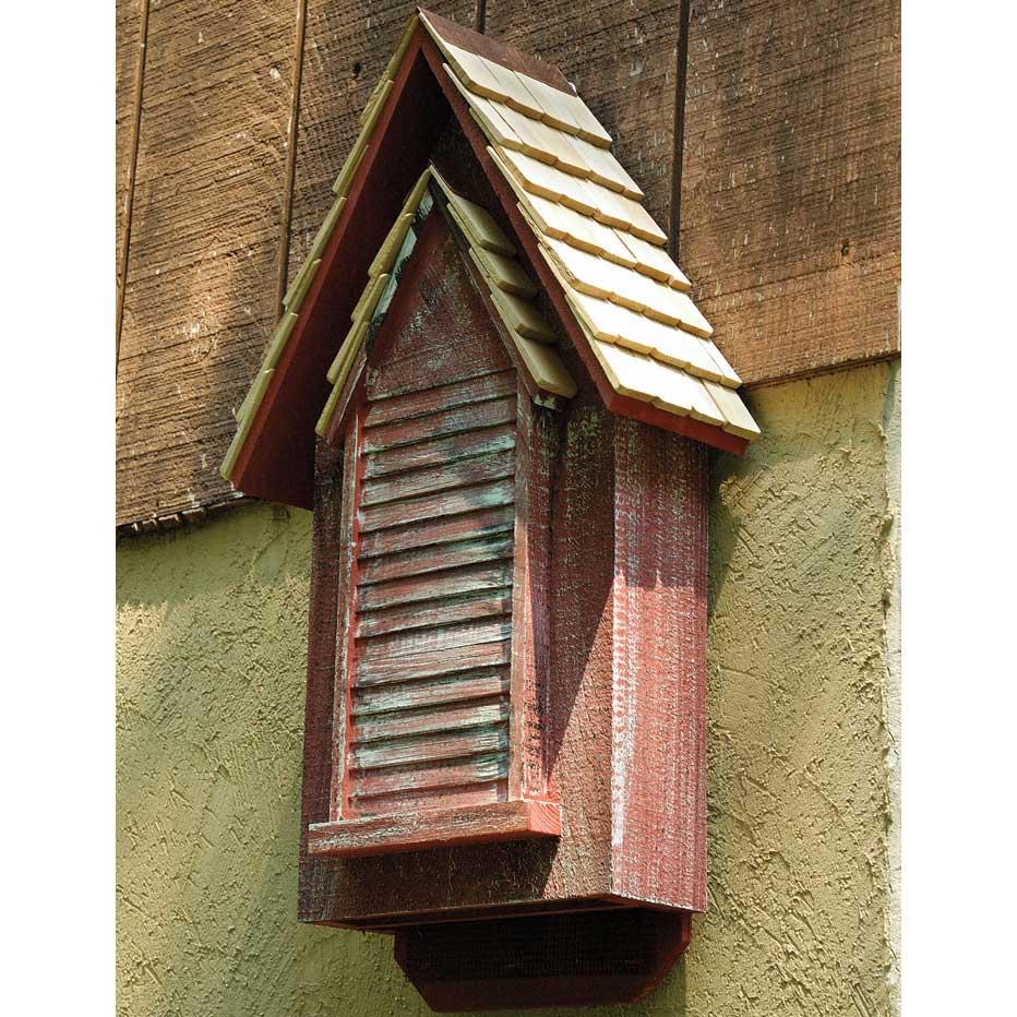 Victorian Bat House Yard Envy
