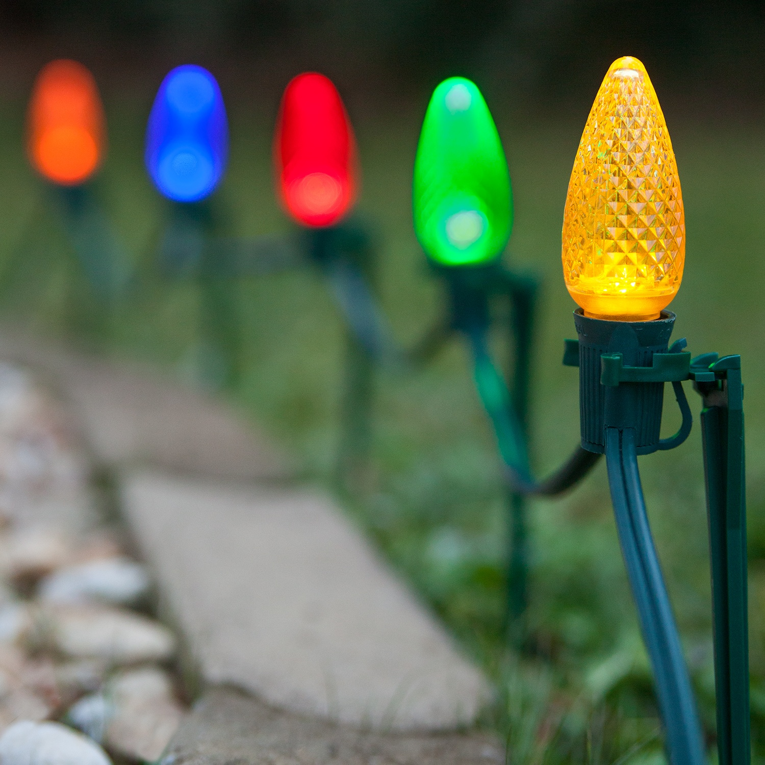Battery Operated String Light Bulbs