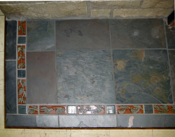 yardly art tile commissions installations
