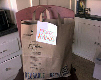 Bag of Free Hands