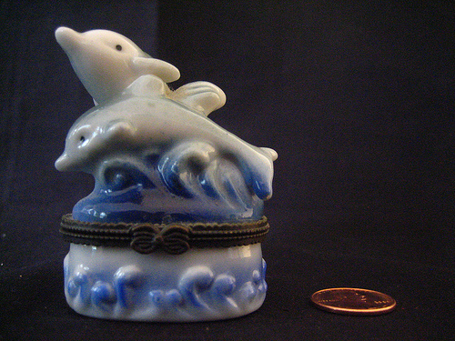 Dolphins Box - Significant Objects