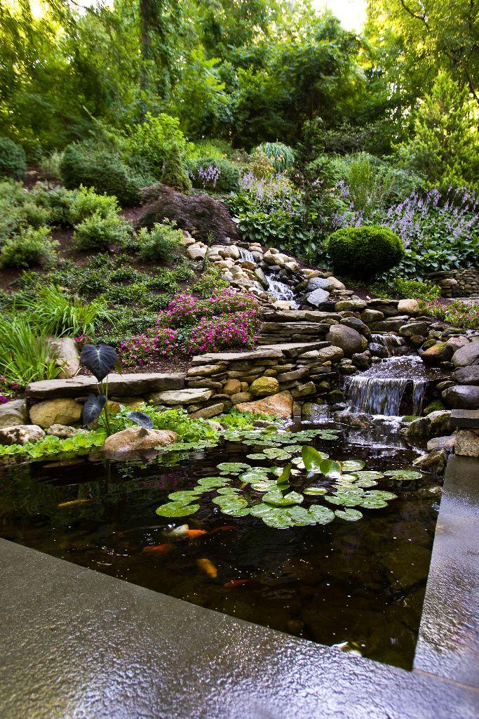 waterfalls & ponds New Milford CT