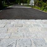 Bethlehem CT Cobblestone aprons & curbing