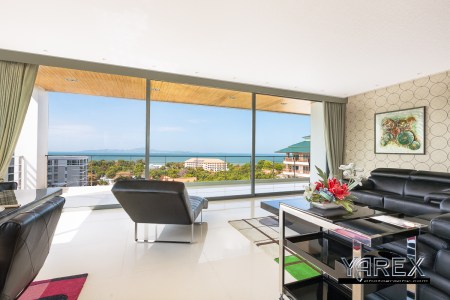 Oceanview Condo Interior Photography - Schuco, Thailand